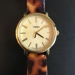 Timex Tortoise Watch
